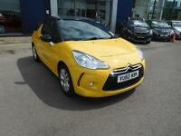 Citroen DS3 DSTYLE HDI (yellow) 2010-10-22