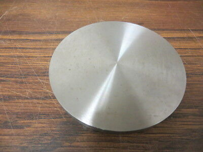 4 Od X 516 Thick Stainless Steel 304 Round Stock Blanks 2 Pcs.