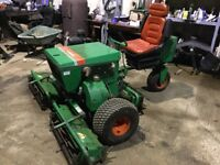 Ransomes 180D Cyclinder gang mower