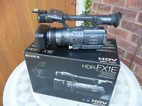 Sony HDR-FX1E Video Camera