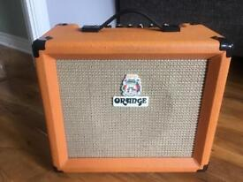 Orange Amp Crush 15R. 20W Amplifier