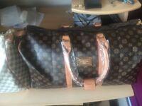 LV holdall (gym bag style)