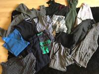 Men's size large clothes bundle