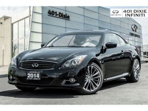 2014 Infiniti Q60 LOW KMS! Stunning Color Combo!