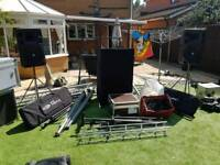 Complete Disco set up