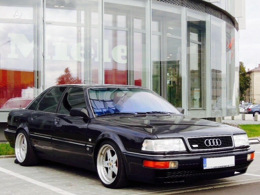 1993 AUDI V8 4.2 QUATTRO TYP 4C, 280 BHP 39k FRESH JAPANESE IMPORT