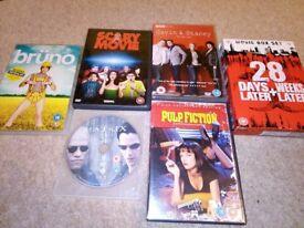 DVDs (Family Guy, boxsets, films, TV)