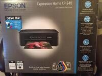 Epson XP 245 wireless printer