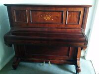 Upright Piano free if you collect