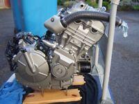 honda hornet 600 cb600 engine