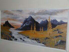 noel bontoft painting