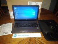 Boxed HP 250 G5 Laptop - Intel Core I5 CPU 4gb RAM 500gb HDD 15.6 Full HD Screen Win 10 Pro