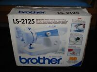 Brother sewing machine model,LS 2125