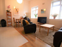 A Large stunning 4 double bedroom 2 bathroom flat located close to Finsbury Park