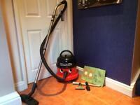 Fully Refurbished Numatic Henry Hoover Vacuum Cleaner, Complete