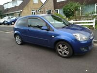 FORD FIESTA VERY LOW MILLAGE AND IN EXCELLENT CONDITION