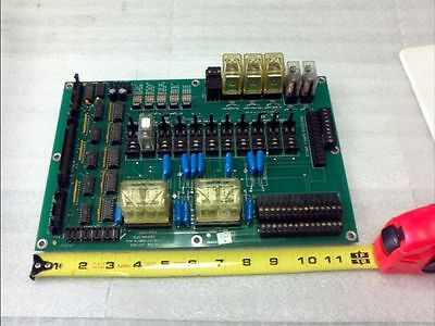 Electrovert Omniflo Output Interface Board 6-1860-117-01-1