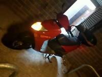 Honda lead 102cc