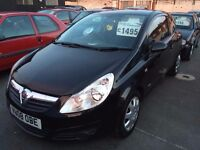 2008 Vauxhall Corsa 1.2 Club