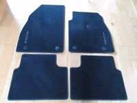 Genuine Set Of Vauxhall Insignia Car Mats