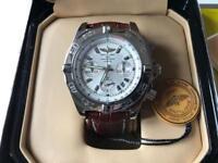 Swiss Brietling Chronomat Chronograph Watch