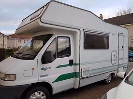Peugeot Boxer 270 MWB Campervan For Sale £11,000 ONO