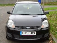 2006 Ford Fiesta Style Climate Low Miles