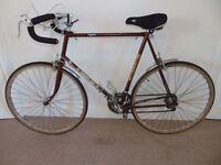 "Eroica Classic/Vintage/Retro Raleigh Magnum 25.5"" (Extra Large) Racing/Road Bike"