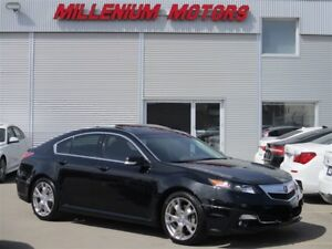 2014 Acura TL SH-AWD ELITE PKG / NAVI / B.CAM / SUNROOF/ LEATHER