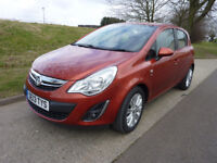 Vauxhall Corsa 1.4 SE 5Door Hatch, Air Conditioning, Heated front seats and Steering Wheel