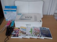 Wii Sport with accessories