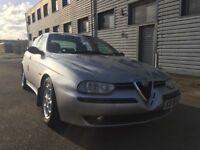 Alfa Romeo 156 v6 - - MOT 'til April 18