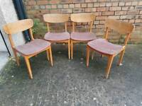 Gplan style chairs