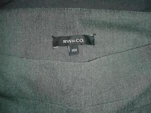 Grey RW&Co Dress Pants/Leggings Kitchener / Waterloo Kitchener Area image 2