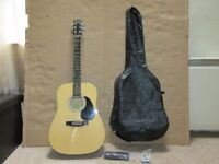 Acoustic Guitar Squier By Fender