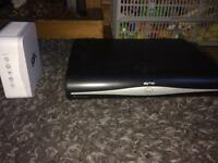 Sky HD Box & Sky Wireless Router