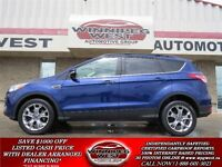 2013 Ford Escape SEL 4X4, HEATED LEATHER, PANORAMIC SUNROOF, NAV