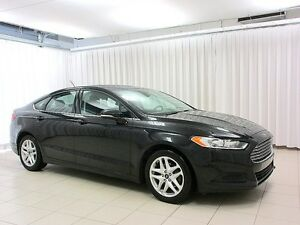 2016 Ford Fusion SE ECOBOOST SEDAN w/ SUNROOF, BLUETOOTH & BACKU
