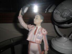 llardo matador figure for sale collectors piece