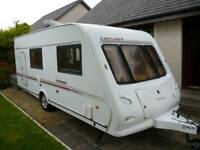 2004 Elddis Crusader Typhoon 4 berth