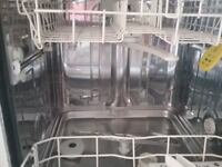 Integrated Dishwasher. Excellent condition, nearly new. £50 ono.