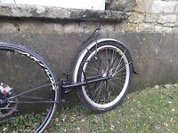 Rear Towable Panier Wheel