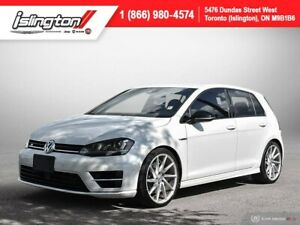 2016 Volkswagen Golf R 2.0 TSI **LOADED!!** VOSSEN WHEELS NAV LE