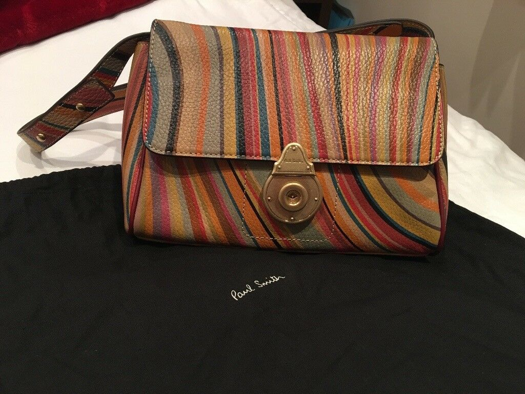 on sale 28fb0 f8af7 paul smith swirl zip hobo bag - hartvignissen.com 987a3505072e8