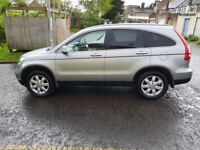 2008 Honda Cr-V 2.2 i-CDTi ES 5dr Manual @07445775115 1 Owner From New + Warranty