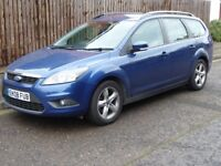 Ford Focus Estate 1.8 Zetec