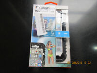 iThrough 100% waterproof/dustproof cover iphone 6/6s
