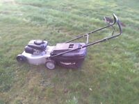 Mountfield HP45 Petrol Lawnmower - 100cc, 4 stroke engine