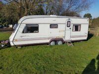 Caravan for sale spares or repairs