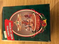 Mr Christmas Merry Go Round, Very Good Condition, £10